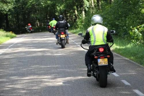 Motorrijbewijspoint Kerkrade motor lesplan