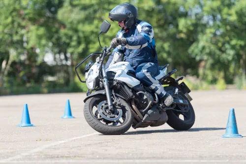 Motorrijbewijspoint Kerkrade motor rijtest