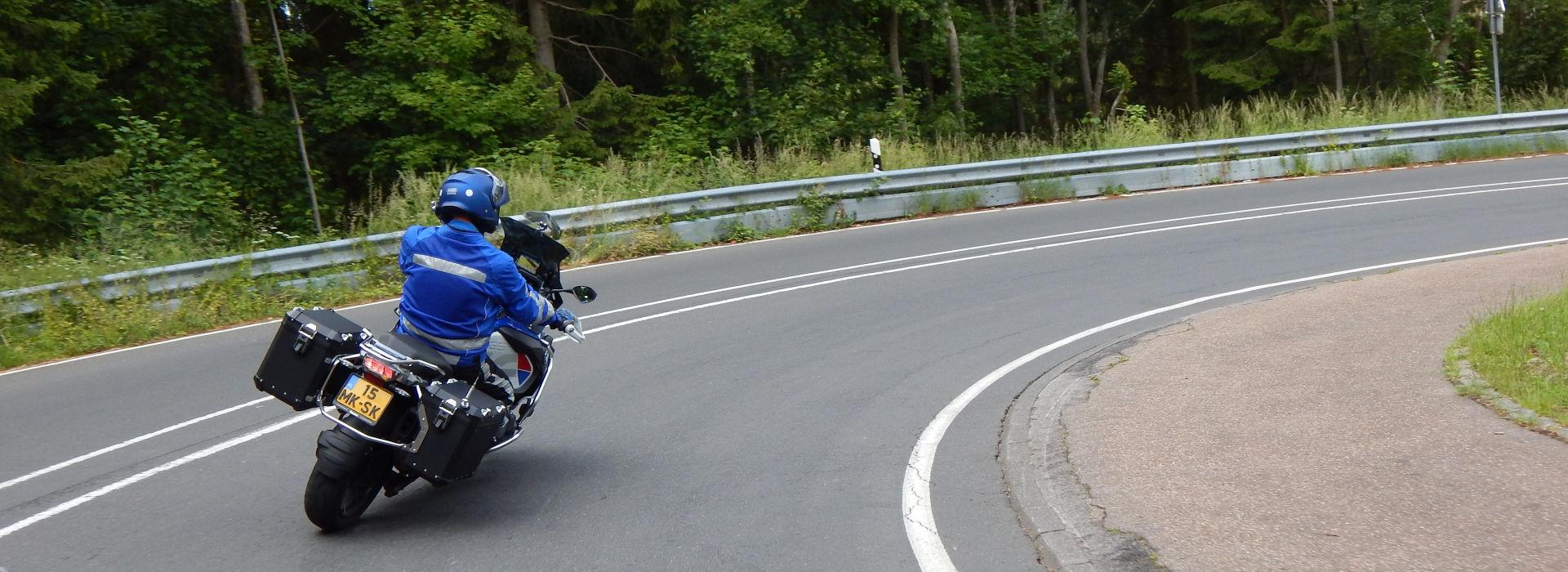 Motorrijschool Motorrijbewijspoint Gulpen motorrijlessen
