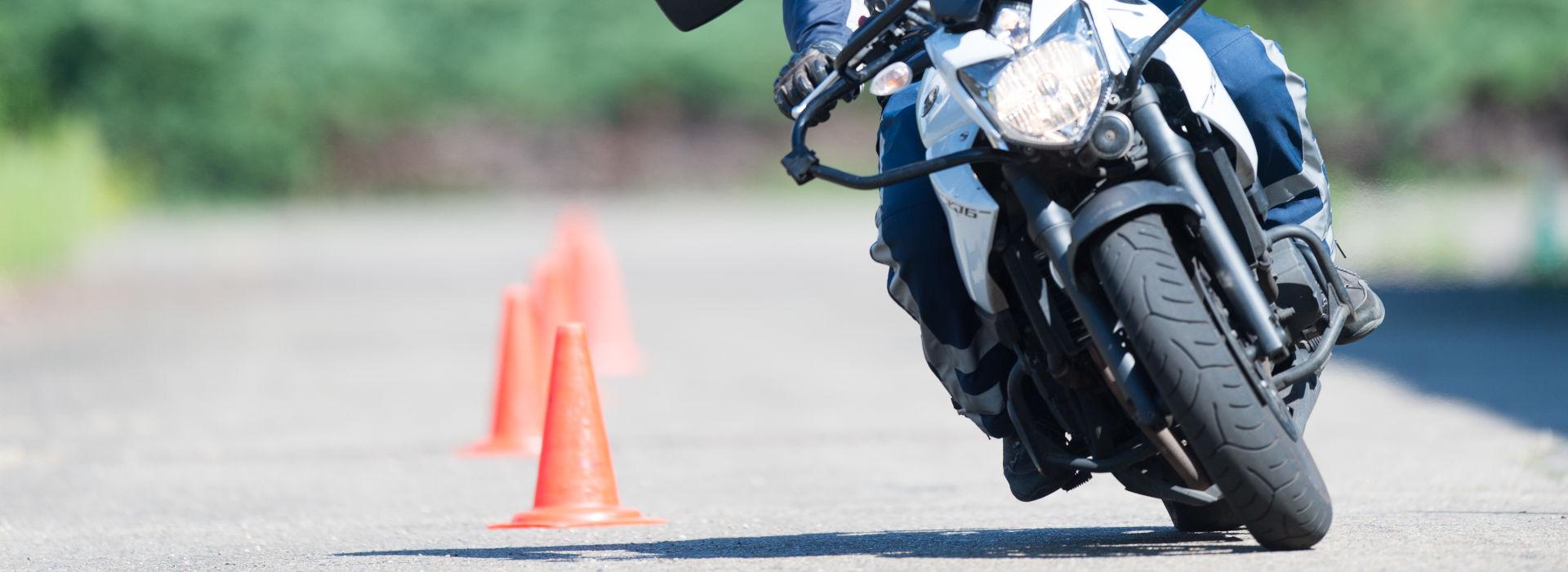 Motorrijbewijspoint Kerkrade motor rijvaardigheid